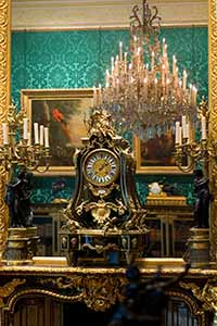 The Wallace Collection in London - Fine art and fine furniture.